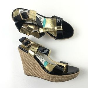 Isola Black Shoes H3313628